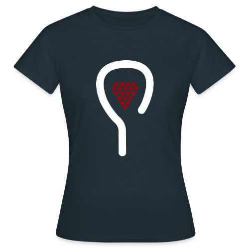 Padel&Wine - T-shirt Femme