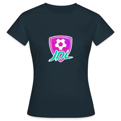 Logotipo del canal de JDL - Camiseta mujer