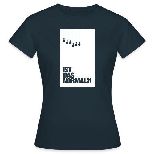 jungsfragen: Ist das normal?! (2018) - Frauen T-Shirt
