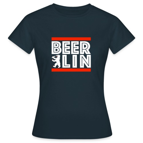Beerliner Bär - Frauen T-Shirt