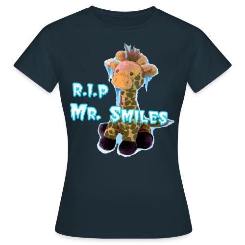 mrsmiles - Women's T-Shirt