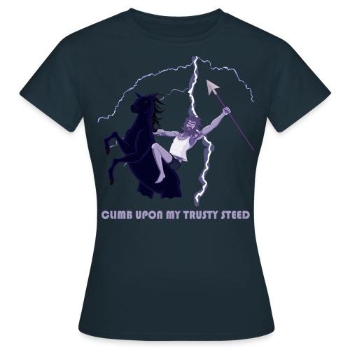 stormfernando - Women's T-Shirt
