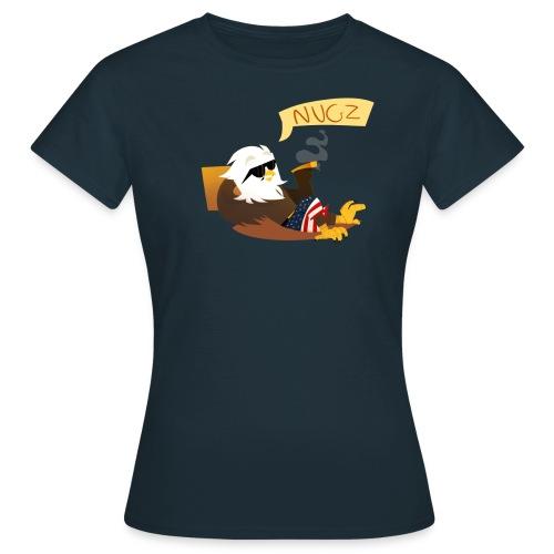 Women's V Neck - Women's T-Shirt