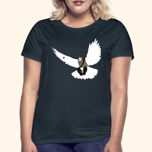 War Dove - T-shirt dam