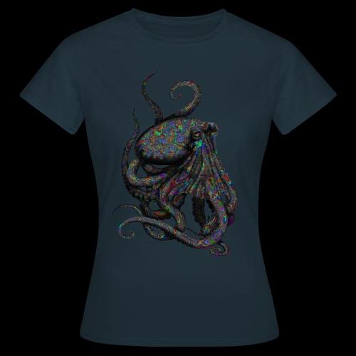 Oktopus Goa - Frauen T-Shirt
