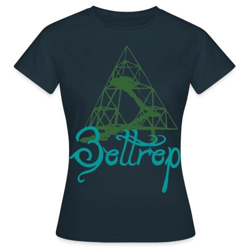 tetraeder - Frauen T-Shirt