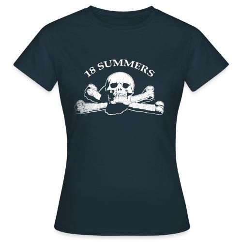 skulllogo - Frauen T-Shirt