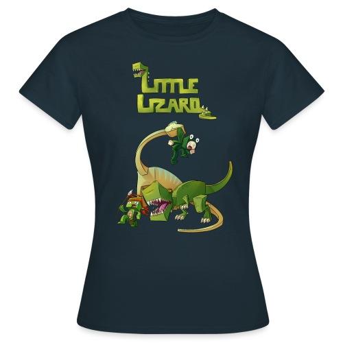 dino t - Women's T-Shirt