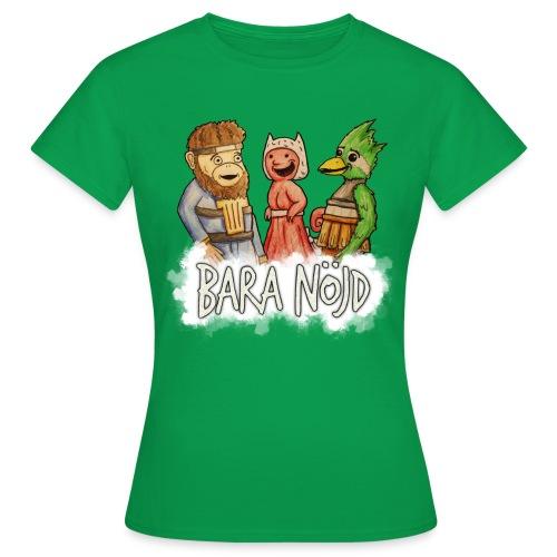 baranojd4 png - T-shirt dam