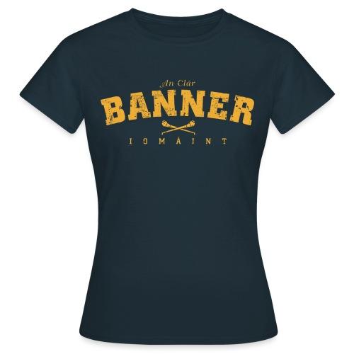 clare vintage - Women's T-Shirt