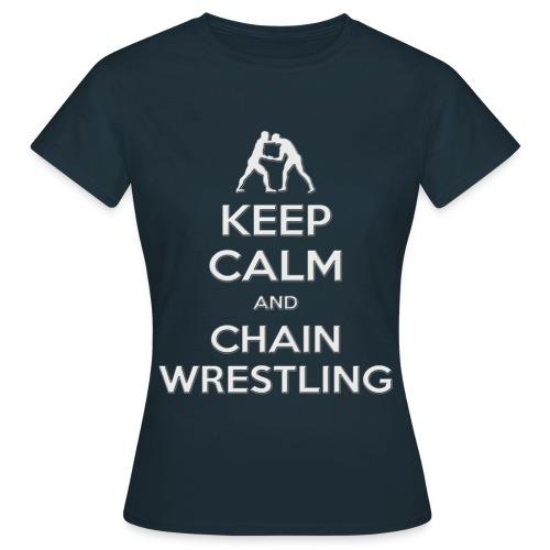 keepcalm chain2 - Maglietta da donna
