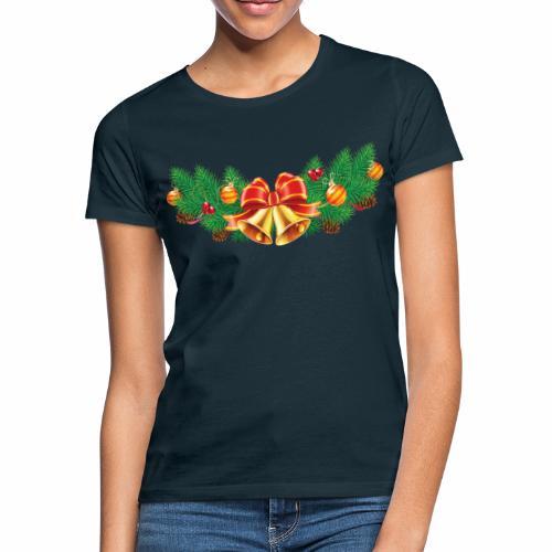 Jul-Dekoration - T-shirt dam