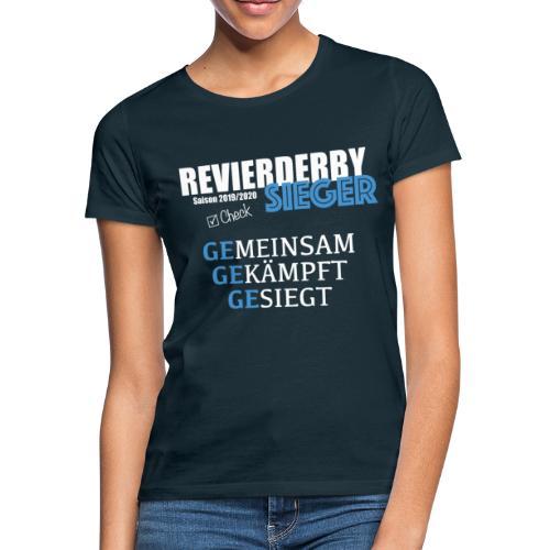 Derbysieger2019 - Frauen T-Shirt