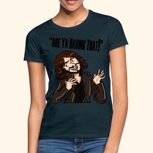 LEATHERJACKETGUY - Women's T-Shirt