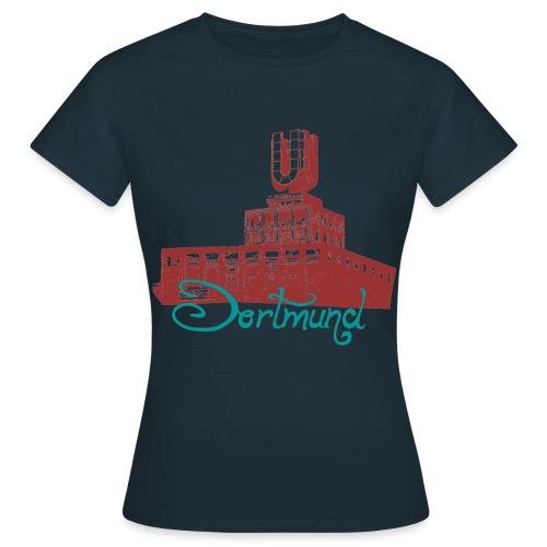 du - Frauen T-Shirt