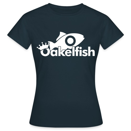 Oakelfish fish - Women's T-Shirt