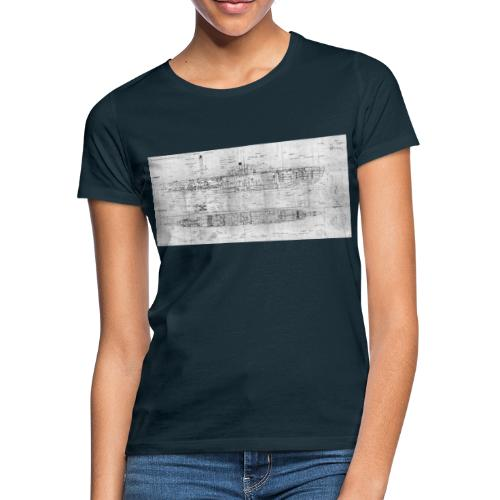 Typ XXI - Camiseta mujer