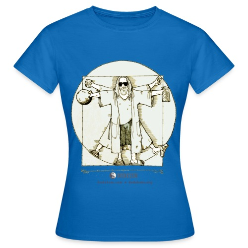 Dude Da Vinci - Maglietta da donna