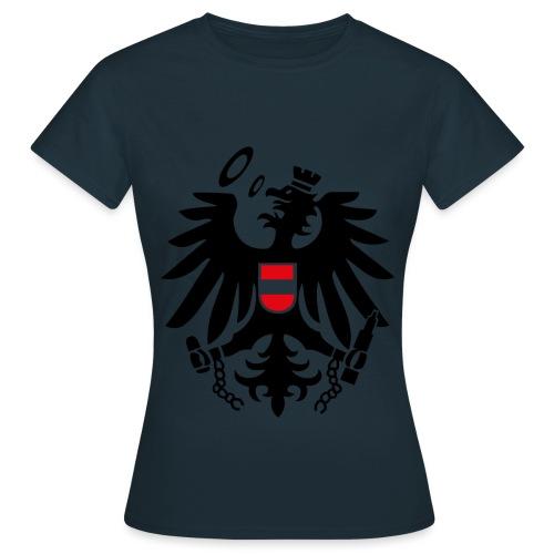 Logo odc V0 9 gross png - Frauen T-Shirt