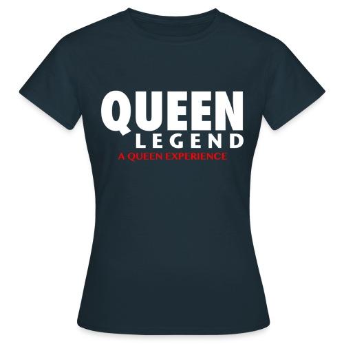 Queen Legend Name - Maglietta da donna