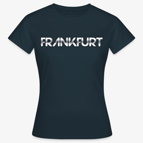 Metalkid Frankfurt - Frauen T-Shirt