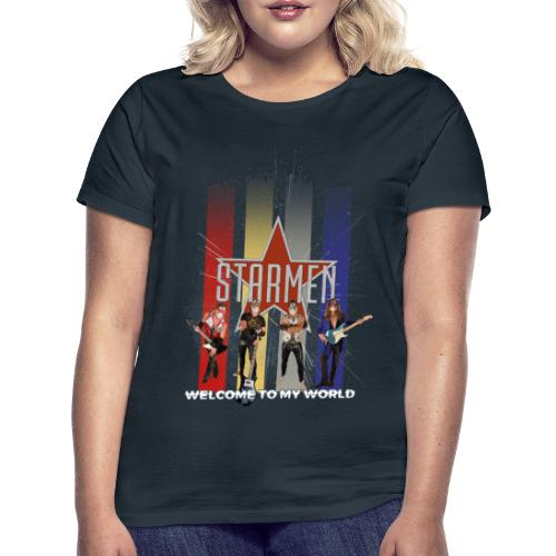 Starmen - Colors - Women's T-Shirt