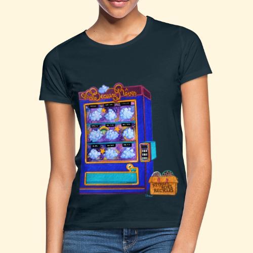 Distributeur de Beaux Rêves - T-shirt Femme