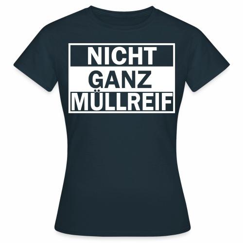NGMRW png - Frauen T-Shirt