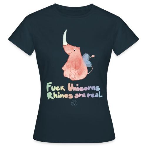 F*** Unicorns - Maglietta da donna