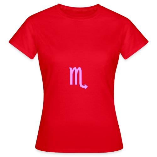 Scorpione - Maglietta da donna