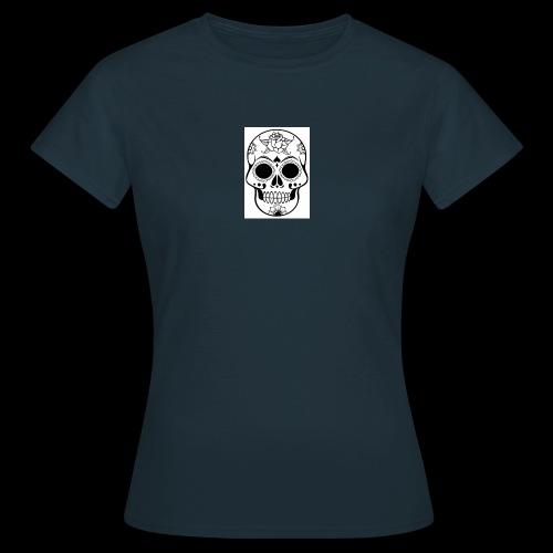 SugarSkull 1 - Women's T-Shirt