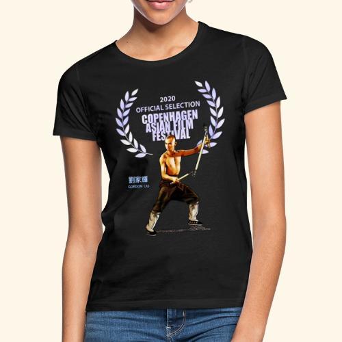 CAFF - Official Item - Shaolin Warrior 2 - Vrouwen T-shirt