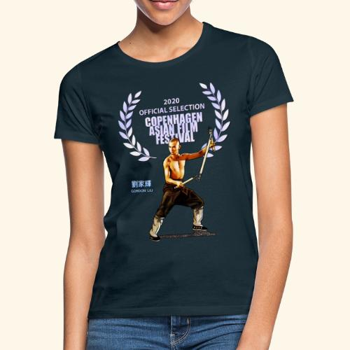 CAFF - Official Item - Shaolin Warrior 2 - Dame-T-shirt