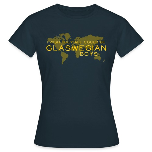 Glaswegian Boys - Women's T-Shirt