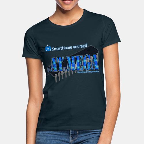 dATisMEGA - Frauen T-Shirt