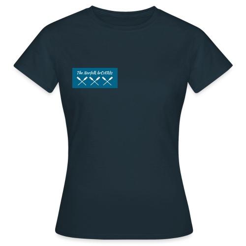 The Norfolk BrOARds Supporter Shop - Women's T-Shirt