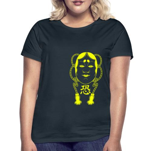 masque théâtre japonais - T-shirt Femme