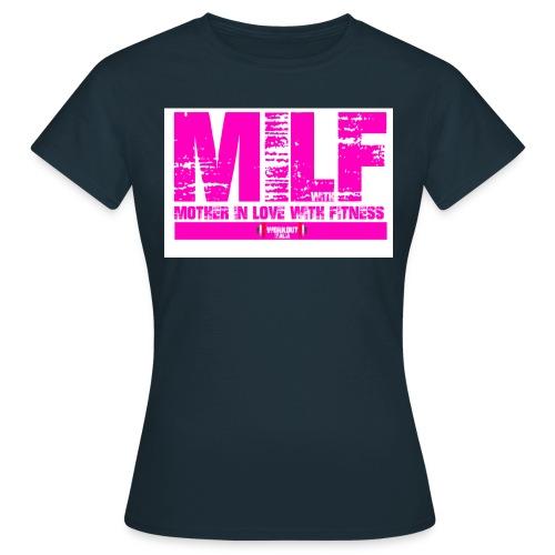 milf png - Maglietta da donna