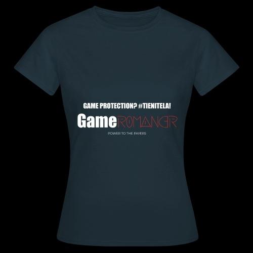 gameromancer maglietta gs - Maglietta da donna