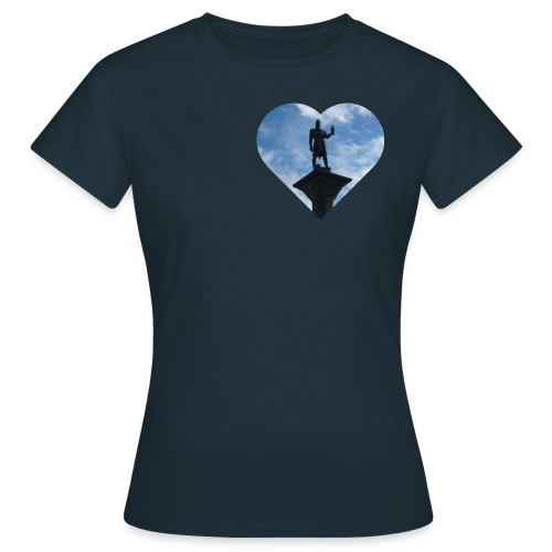 olavt - T-skjorte for kvinner