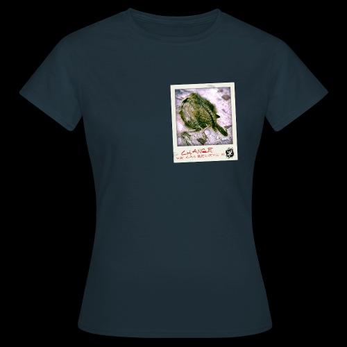 POLAROID change - T-shirt Femme