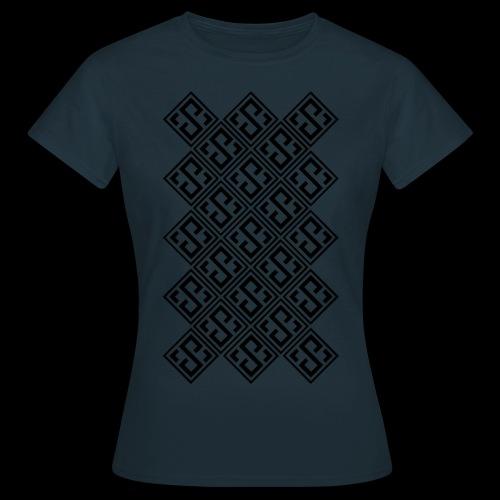Skylicious pattern - Koszulka damska