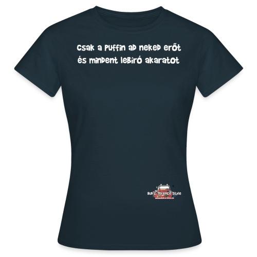 Puffin hu - Women's T-Shirt