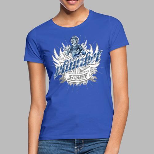 ProudPlumberPatch 2020 / Logo-Druck - Frauen T-Shirt