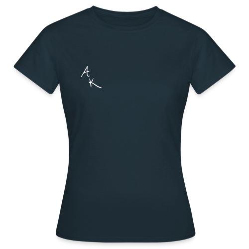 Alpha Knights Merch - T-shirt dam