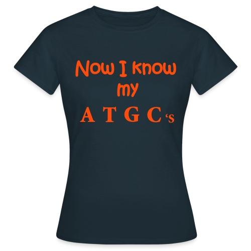 atgc06 - Women's T-Shirt