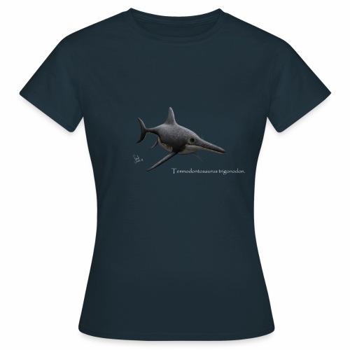 Temnodontosaurus t - Women's T-Shirt