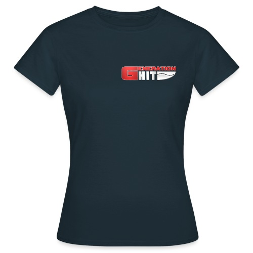 generation hit - T-shirt Femme