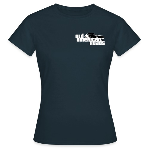 Old American Roads Double face - T-shirt Femme