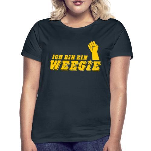 Ich Bin Ein Weegie - Women's T-Shirt